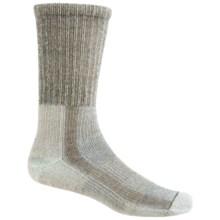 Thorlo THOR-LON® CoolMax® Hiking Socks - Crew (For Women) in Khaki - 2nds
