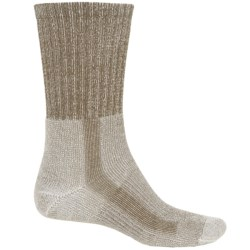 Thorlo THOR-LON® CoolMax® Hiking Socks (For Men) in Walnut Heather
