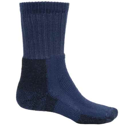 Thorlo THOR-LON® Hiking Socks - Crew (For Men) in Blue - 2nds