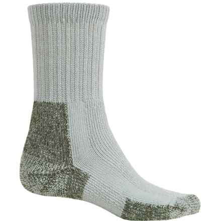 Thorlo THOR-LON® Hiking Socks - Crew (For Men) in Grey - 2nds