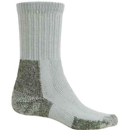 Thorlo THOR-LON® Hiking Socks - Crew (For Men) in Grey - 2nds