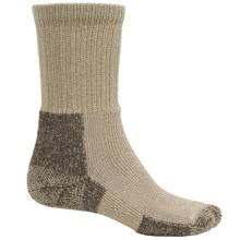 Thorlo THOR-LON® Hiking Socks - Crew (For Men) in Khaki - 2nds