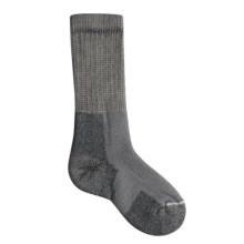 Thorlo THOR-LON® Hiking Socks - Crew (For Men) in Pewter - 2nds