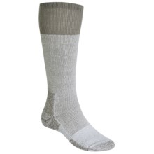Thorlo Thor-Lon® Thermolite Hunting Socks - Over the Calf (For Men and Women) in Grey - 2nds