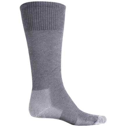 Thorlo Ultralight Hiking Socks - CoolMax®, Over the Calf (For Men and Women) in Quarry Grey - 2nds