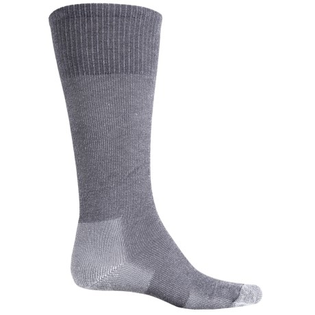 Thorlo Ultralight Hiking Socks - CoolMax®, Over the Calf (For Men and Women) in Quarry Grey