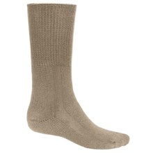 Thorlo X-Static® Boot Socks - Mid-Calf (For Men and Women) in Desert Sand - 2nds