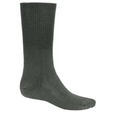 Thorlo X-Static® Boot Socks - Mid-Calf (For Men and Women) in Foliage Green - 2nds