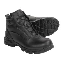 Thorogood Omega Leather Work Boots - Waterproof (For Men and Women) in Black - Closeouts