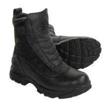 Thorogood Omega Work Boots - Waterproof, Leather-Nylon (For Men) in Black - Closeouts