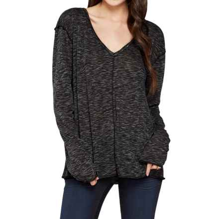 Threads 4 Thought Aria T-Shirt - Long Sleeve (For Women) in Black - Closeouts