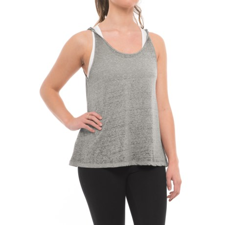 Threads 4 Thought Audley Tank Top - Organic Cotton Blend (For Women) in Olive