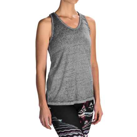 Threads 4 Thought Ava Tank Top - Organic Cotton (For Women) in Heather Steel - Closeouts