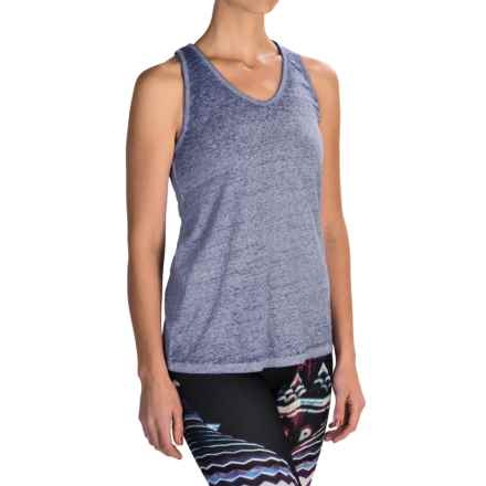 Threads 4 Thought Ava Tank Top - Organic Cotton (For Women) in Lilac Indigo - Closeouts