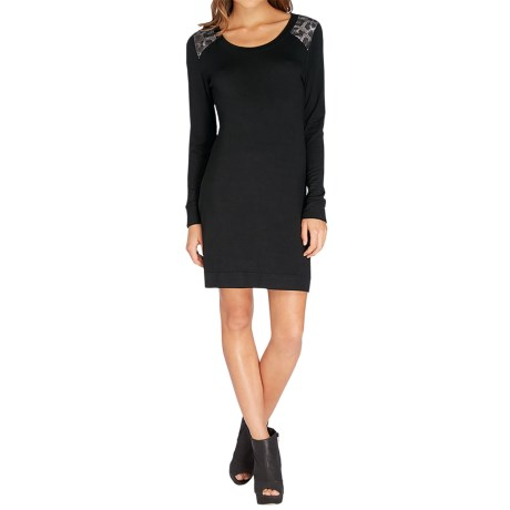 Threads 4 Thought Blake Sweatshirt Dress - Long Sleeve (For Women)