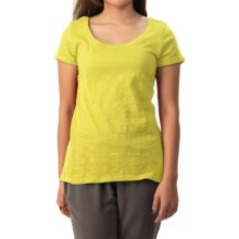 Threads 4 Thought Brigitte T-Shirt - Organic Cotton, Short Sleeve (For Women) in Cirton - Closeouts