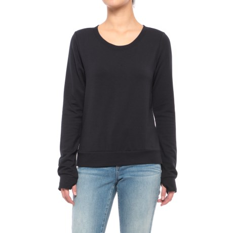 Threads 4 Thought Erin Shirt - Long Sleeve (For Women) in Black