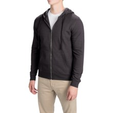 Threads 4 Thought Fleece Hoodie (For Men) in Carbon - Closeouts