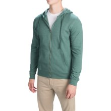 Threads 4 Thought Fleece Hoodie (For Men) in Silver Pine - Closeouts