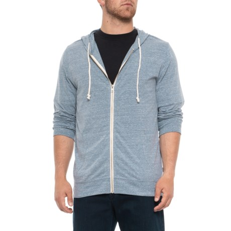 Threads 4 Thought Giulio Hoodie (For Men) in China Blue