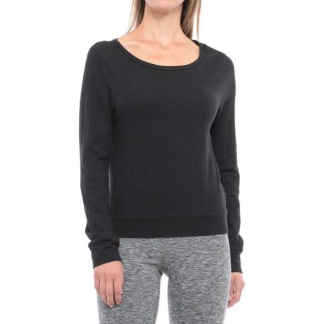 Threads 4 Thought Ivana Shirt - Organic Cotton-Lenzing Modal®, Long Sleeve (For Women)