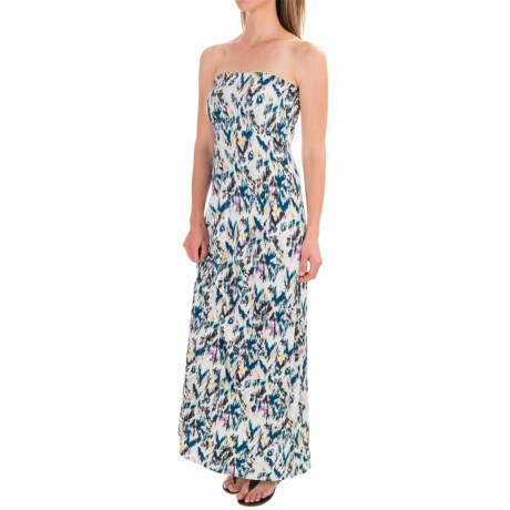 Threads for thought maxi dress