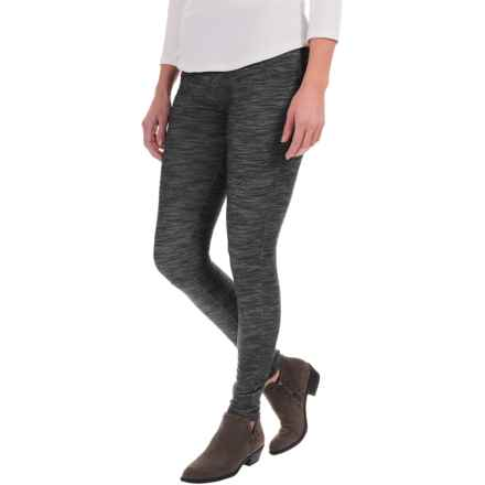 Threads 4 Thought Kirov Leggings (For Women) in Black - Closeouts
