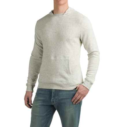 Threads 4 Thought Knapped Hoodie (For Men) in Light Grey - Closeouts