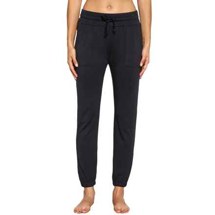 Threads 4 Thought Kopli Joggers - Slim Fit (For Women) in Matte Black - Closeouts