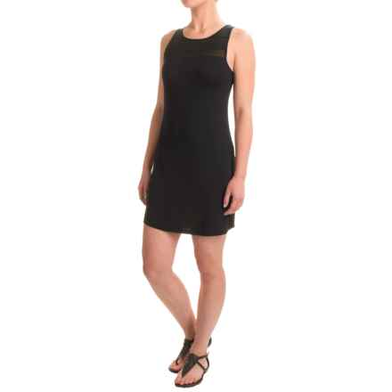 Threads 4 Thought Madison Dress - Sleeveless (For Women) in Black - Closeouts