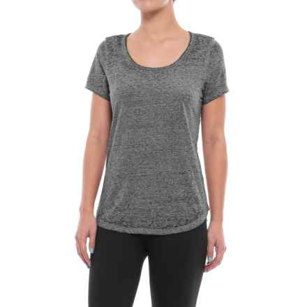 Threads 4 Thought Maven T-Shirt - Organic Cotton Blend, Short Sleeve (For Women) in Black - Closeouts