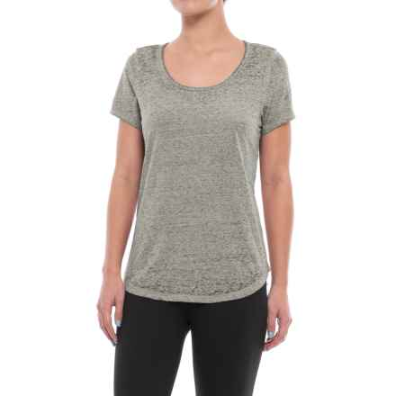 Threads 4 Thought Maven T-Shirt - Organic Cotton Blend, Short Sleeve (For Women) in Olive - Closeouts