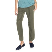 Threads 4 Thought Neve Ankle Pants - TENCEL® (For Women) in Military - Closeouts