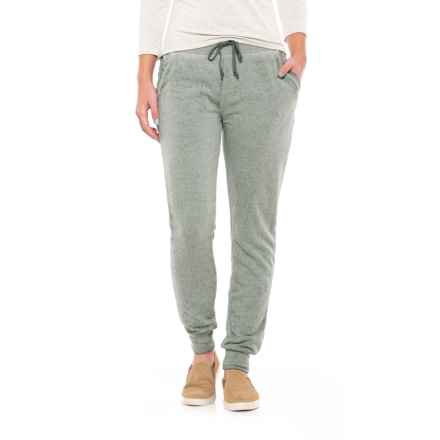 Threads 4 Thought Offshore Joggers - Organic Cotton Blend (For Women) in Olive - Closeouts