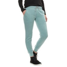 Threads 4 Thought Phoebe Sweatpants - Organic Cotton Blend (For Women) in Heather Juniper - Closeouts