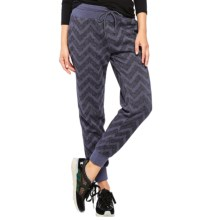 Threads 4 Thought Phoebe Sweatpants - Organic Cotton Blend (For Women) in Night Shadow - Closeouts