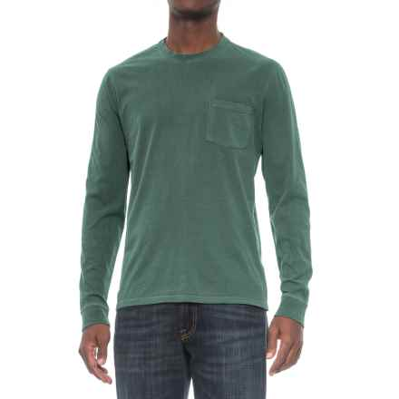 Threads 4 Thought Pocket Shirt - Organic Cotton, Long Sleeve (For Men) in Rosin - Closeouts