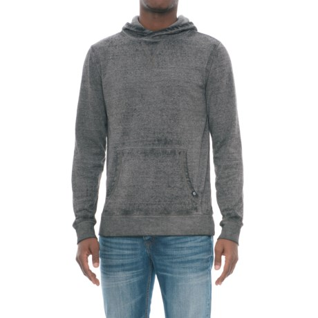 Threads 4 Thought Standard Hoodie - Organic Cotton Blend (For Men) in Black