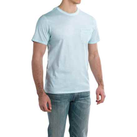 Threads 4 Thought Standard Rainwash Shirt - Organic Cotton, Short Sleeve (For Men) in Ballad Blue - Closeouts