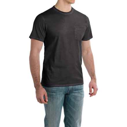 Threads 4 Thought Standard Rainwash Shirt - Organic Cotton, Short Sleeve (For Men) in Black - Closeouts