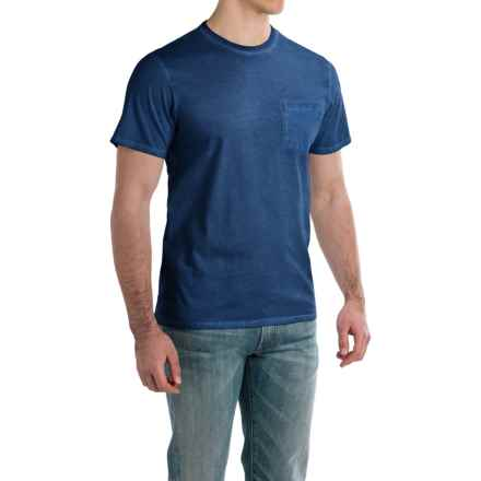 Threads 4 Thought Standard Rainwash Shirt - Organic Cotton, Short Sleeve (For Men) in Deep Navy - Closeouts