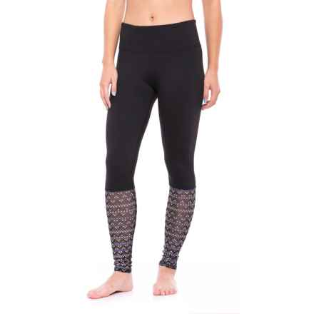 Threads 4 Thought Taka Leggings (For Women) in Jet Black - Closeouts