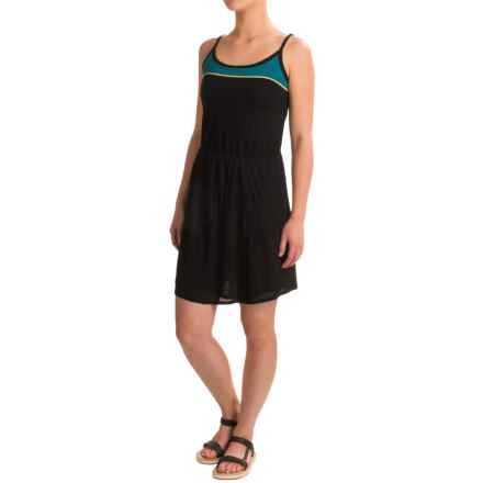 Threads 4 Thought Tamara Dress - Modal, Sleeveless (For Women) in Black - Closeouts