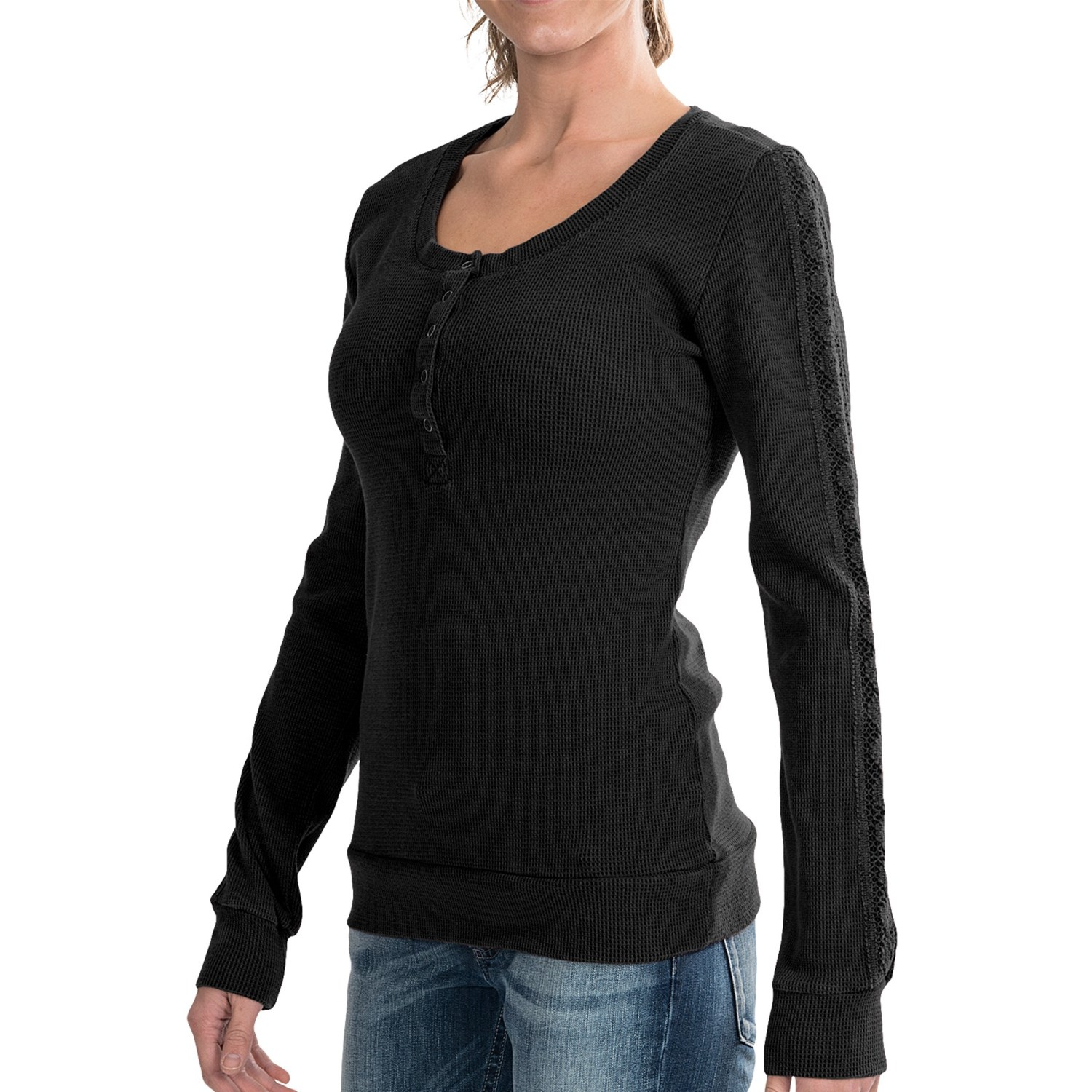 Merry markdowns save up to 70 off organic clothing for Women s cotton henley shirts
