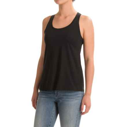 Threads 4 Thought Theadora Tank Top - Organic Cotton Blend (For Women) in Black - Closeouts