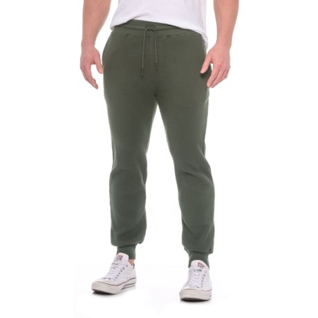 Threads 4 Thought Thermal Joggers - Organic Cotton (For Men) in Rosin