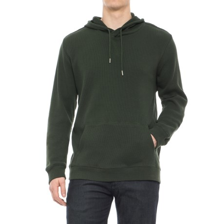 Threads 4 Thought Tommy Hoodie - Organic Cotton (For Men) in Rosin