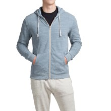 Threads 4 Thought Triblend Full-Zip Hoodie (For Men) in Porcelain - Closeouts