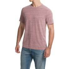 Threads 4 Thought Triblend T-Shirt - Short Sleeve (For Men) in Brick Red - Closeouts