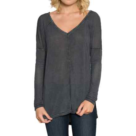 Threads 4 Thought Vara Shirt - Relaxed Fit, Long Sleeve (For Women) in Matte Black - Closeouts